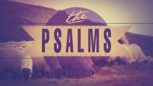 Join us on Mondays, Wednesdays and Fridays as we dig a little deeper into the Psalms